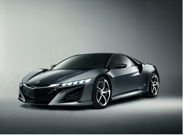 Auto and Cycle Acura Reveals More Details of NSX, Will be Produced in Ohio.  Article by Andrew Wendler on May 14, 2013