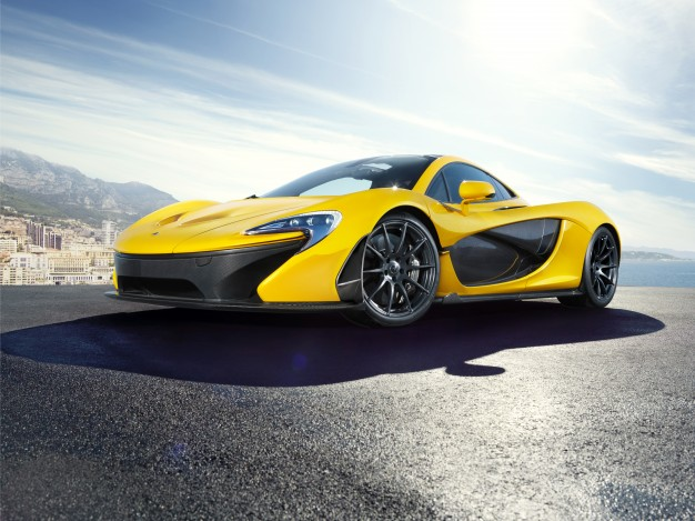 Auto and Cycle Ten Things You Probably Didn't Know—And Neither Did We—About McLaren's P1.  Article by K.C. Colwell posted May 13, 2013