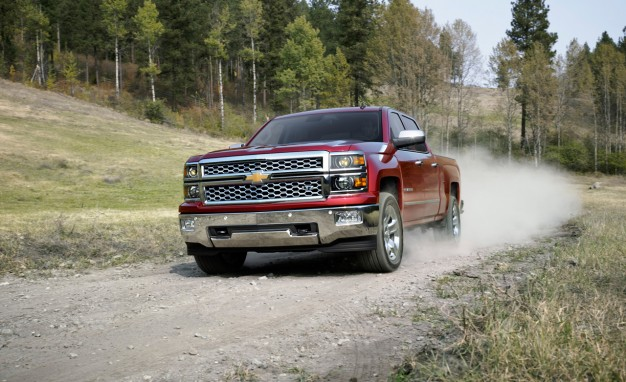 Auto and Cycle 2014 Chevrolet Silverado 1500 First Drive: Is Mastering the Fundamentals Enough?  Article by Eric Tingwall posted May 9, 2013