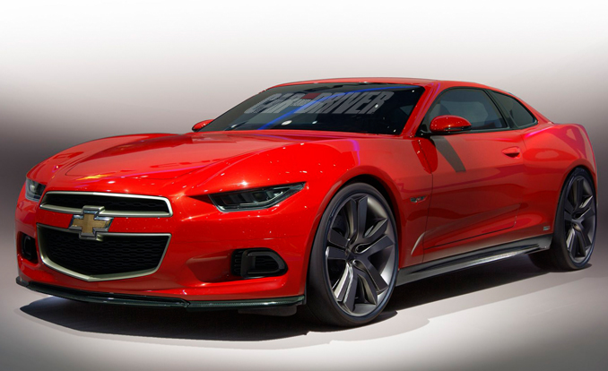 Auto and Cycle 2016 Chevrolet Camaro: Smaller and Lighter? Look Out, Next-Gen Mustang - 25 Cars Worth Waiting For: 2014–2017.  Article by Car and Driver posted May 2013