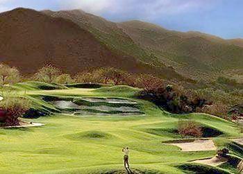 Golf Arizona Grand Resort - great course and spectacular $52 million renovation
