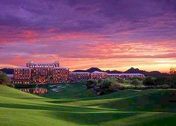 Golf The Westin Kierland Resort & Spa - 27 holes, 110 ft. waterslide and 900 ft. flowing river pool...great for the kids!