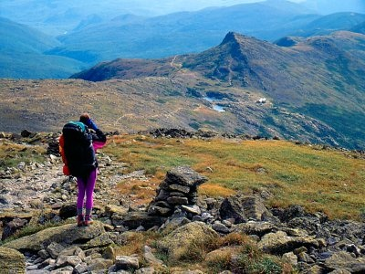 Camp and Hike America's Premier Hut System is 125 Years Old—A Classic Appalachian Trail Adventure. Article by Randy Johnson on April 28, 2013