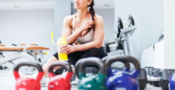 Fitness 4 Ways to Ignite Your Boring Workout.  Article by Ryan Barnhart, MS, PES