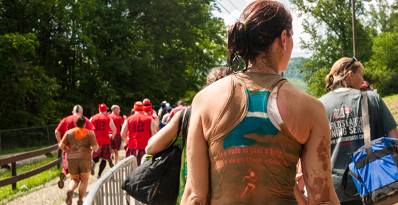 Fitness So You Wanna Do a Mud Run? Here's What You Need to Know.  Article by Joe Vennare