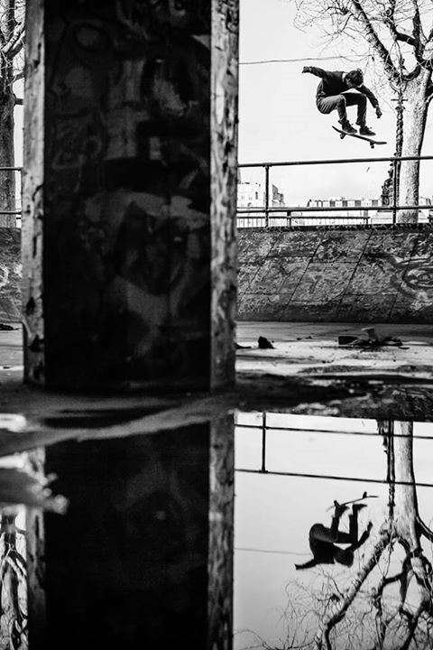 Skateboard Reflect.  