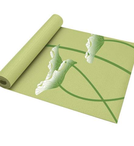 Fitness Premium Sage Lily Yoga Mat  Shop now: http://bit.ly/13pQ2GG  Use code SMSMAYSAVINGS at checkout and save $20 off $100 or $50 off $200.