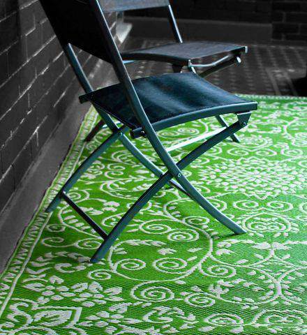 Fitness Murano Reversible Outdoor Rugs  Shop now: http://bit.ly/14tCrRb  Use code SMSMAYSAVINGS at checkout and save $20 off $100 or $50 off $200.