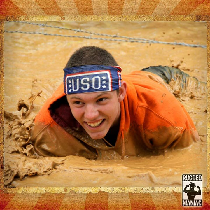 Fitness Support Our Troops, Maniacs!   Run your next Rugged Maniac as an official Team USO fundraiser and get access to tailored training, coaching, and a free Team USO t-shirt to wear on race day!   Read more about our partnership with the USO here: http://bit.l