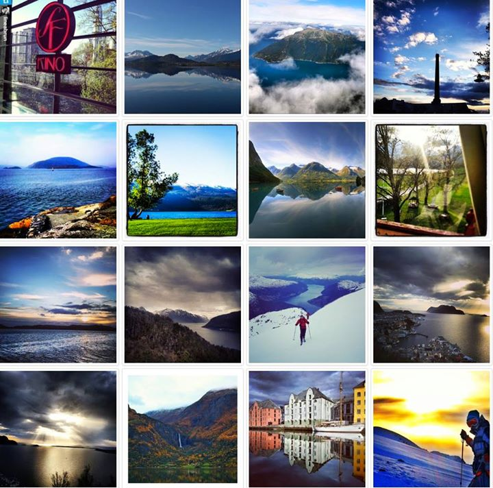 Entertainment So far, 1,469 photos from the FjordNorway region have been shared with the world through #fjordnorway on Instagram...! 