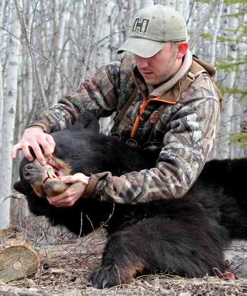 Hunting BEARS!