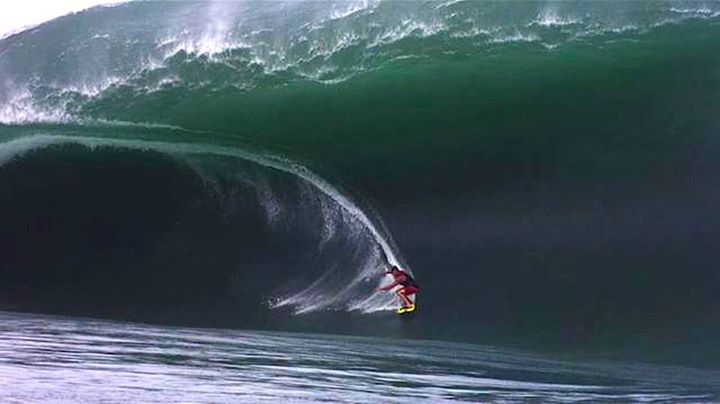 Surf Here is one of our all-time favorite surfing videos from Teahupoo - an epic big wave surf spot...  VIDEO: www.thrillon.com/tag/biggest-teahupoo-ever--15