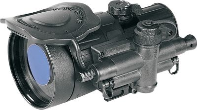 The Cabelas Exclusive Armasight CO-X is a clip-on midrange nightvision system that converts your day scope into a nightvision wonder. Easily mounts in front of scopes via the unique clip-on system thats been boresighted to tolerances of less than 1-MOA no rezeroing required. A wireless remote-control unit can be placed anywhere on your rifle for convenient activation. Other features include a fast Catadioptric front lens system, variable gain control, bright-light cut-off system, low-battery indicator and quick-release mount. Powered by one 1.5-volt AA or 3-volt lithium battery (not included). Two-year manufacturers warranty. Available: Gen 2+ SD Gen 2+ QS Gen 3 Ghost Due to popular demand from our varmint-hunting customers, we have found some of the best nightvision riflescopes available. Cabelas does not condone the use of these products for illegally taking big-game animals after legal shooting hours. Check local game laws for legality in your area. Type: Night Vision Riflescopes. - $1,695.00