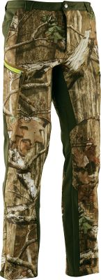 Hunting The ColdGear Infrared printed interior of these Under Armour Infrared Ridge Reaper Pants traps body heat, providing maximum heat with minimal bulk. Rugged, silent polyester fabric is wind- and water-resistant and incorporates UAs Scent Control technology, letting you stalk your trophy undetected. Zippered leg openings for easy on and off while wearing boots. Cargo pockets secure valuables. Imported. Inseam: 35.5. Even waist sizes: 32-42. Camo patterns: Realtree XTRA, Mossy Oak Break-Up Infinity. Size: 42. Color: Mo Break-Up Infinity. Gender: Male. Age Group: Adult. Pattern: Printed. Material: Polyester. - $114.88