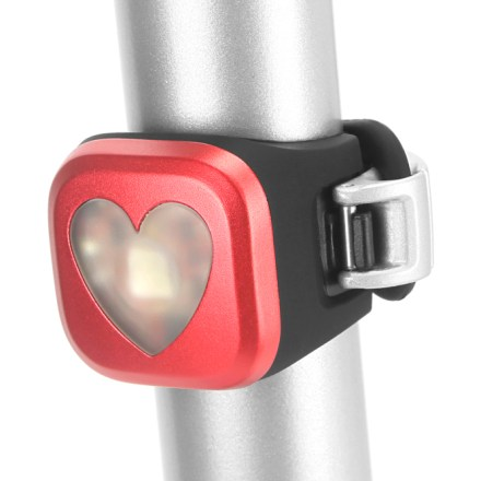 MTB Discreet yet bright, the Knog Blinder 1 front bike light offers low-profile mounting with brilliant, presence-alerting light output to enhance your visibility to others when you're out for a ride. - $14.93