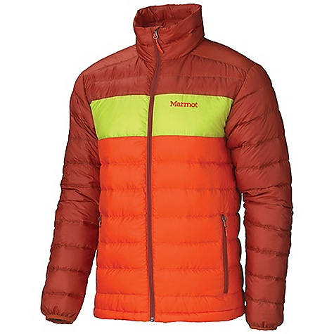 Free Shipping. Marmot Men's Ares Jacket DECENT FEATURES of Marmot Men's Ares Jacket Ultra Light Down Proof Fabric 800 Fill Power Goose Down - The Best Down Available for Maximum Warmth, Guaranteed Minimum Fill Zippered Hand Pockets - For Convenience Packs into Pocket Elastic Draw Cord Hem - For Adjustability in Serious Weather Angel-Wing Movement(TM) - Allows Full Range of Motion in Arms so Jacket Doesn't Ride Up The SPECS Center Back Length: 28in / 71.1cm Overall Weight: 15.5 oz / 439.4 g Main Material: 100% Polyester DWR Bantam Ripstop 1.1 oz/yd Lining Material: 100% Polyester DWR 1.8 oz/yd Insulation Material: 800 Fill Goose Down - $199.95