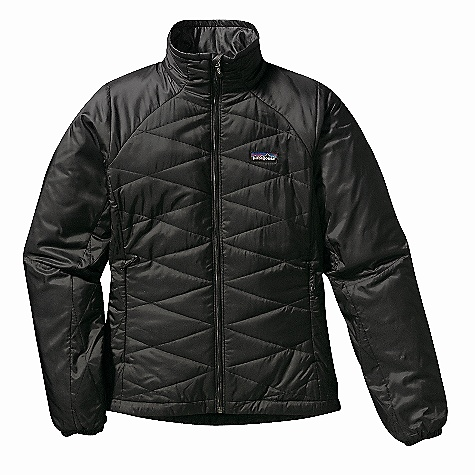 Free Shipping. Patagonia Women's Micro Puff Jacket DECENT FEATURES of the Patagonia Women's Micro Puff Jacket Lightweight, windproof shell and lining are made of a recycled polyester that's treated with a Deluge DWR (durable water repellent) finish Insulated with super warm and ultra compressible 100-g PrimaLoft One Outstanding wet-weather protection and quick dry time Full-length front zipper treated with Deluge DWR finish, backed with a low-bulk wind flap Durable, covered-elastic wrist closures; articulated elbows Pockets: Two zippered handwarmers, one zippered interior, one mesh interior drop-in Dual-adjust draw cord hem; stuff sack included Regular fit The SPECS Weight: 15.4 oz / 437 g Fabric: Shell: 1.5-oz 32-denier 100% recycled polyester Insulation: 100-g PrimaLoft One 100% polyester Lining: 1.4-oz 22-denier 100% recycled polyester Shell and lining have a Deluge DWR (durable water repellent) finish This product can only be shipped within the United States. Please don't hate us. - $179.00