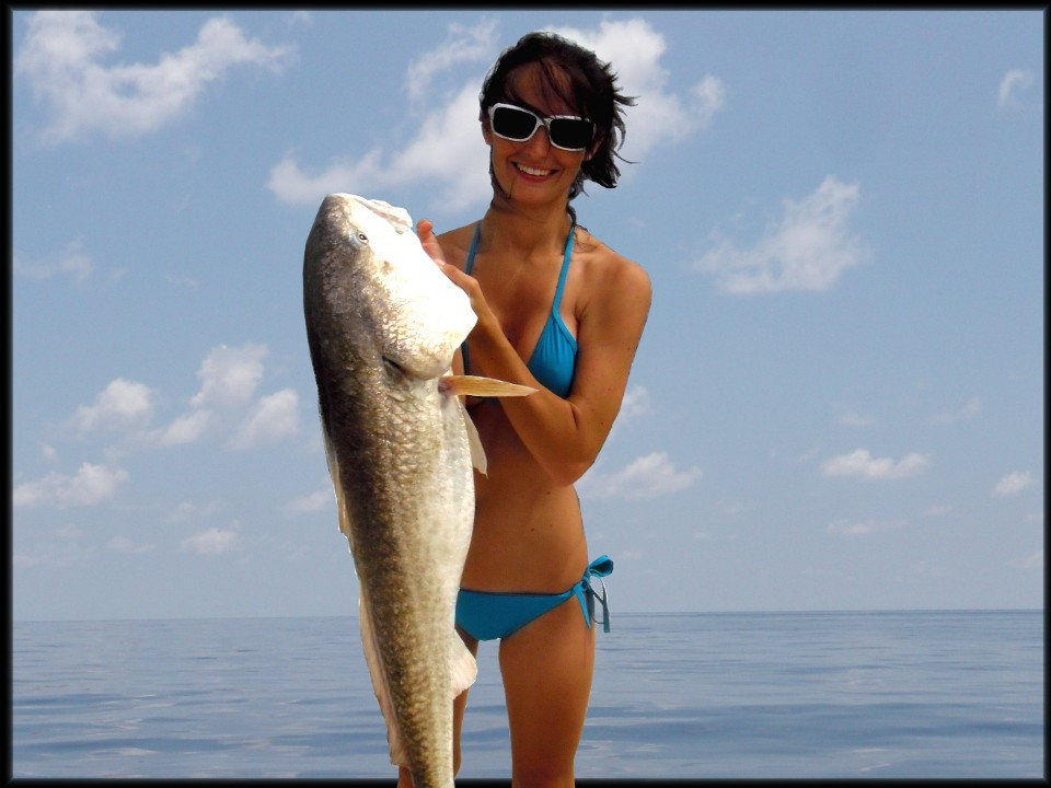 Fishing Cowboy Charters, is not your typical Freeport or Galveston fishing charter, it's a Gulf of Mexico deep sea fishing adventure!  Call Captain Mike at 979.864.9439