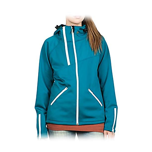 Ski Nikita Quandary Fleece Womens Hoodie - The Nikita Quandary Fleece Womens Hoodie is a bonded fleece made from polyester - bringing you total softness and coziness. The double zip at the chin allows for options and great ventilation. You can layer under your jacket for extra warmth or wear The Nikita Quandary Fleece alone for a sweet look on those bright sunny riding days. The Quandry Fleece has your back with super technical features that instill comfortable riding. . Material: Polyester, Warranty: Other, Battery Heated: No, Closure Type: Full Zip Top, Wind Protection: Yes, Type: Hoodies, Material: Synthetic, Wicking Properties: No, Sleeve Type: Long Sleeve, Water Resistant: No, Model Year: 2013, Model Number: L36123400 XS, GTIN: 0828594771959, Product ID: 316616 - $49.99