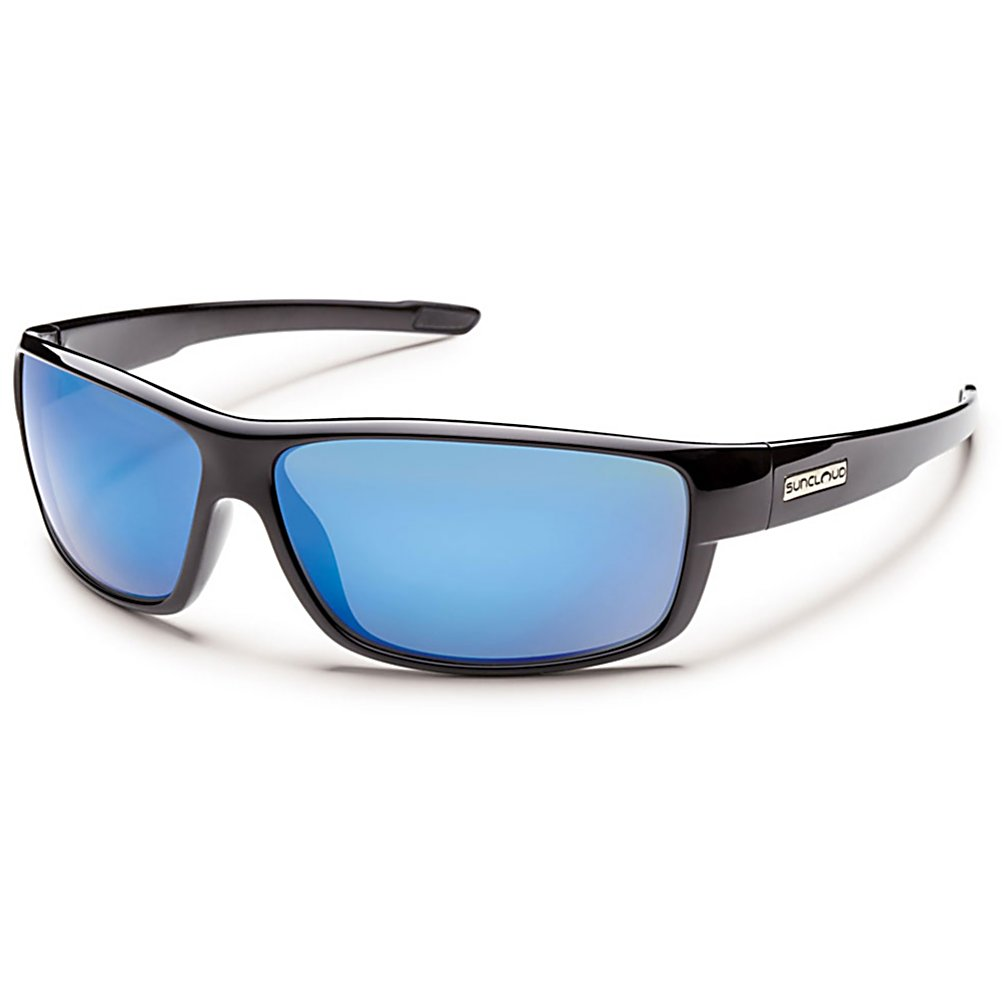 Ski SunCloud Voucher Sunglasses - The Suncloud Voucher sunglass is all you're going to need for all of your favorite outdoor events. This stylish midsize wrap shape has megol temple tip inserts for comfort and performance. Fight glare and the elements with the Voucher's polarized polycarbonate lenses and lightweight grilamid frame. The Voucher is the only receipt you'll need for endless outdoor fun. . Best Use: Multisport, Lens Material: Polycarbonate, Frame Material: Grilamid, Polarized: Yes, Gender: Adult, Face Size: Medium, Warranty: Lifetime, GTIN: 0715757400385, Model Number: S-VCPPUMBK, Frame Shape: Rectangle, Product ID: 316136, Model Year: 2015, Lens Type: Polarized - $49.99