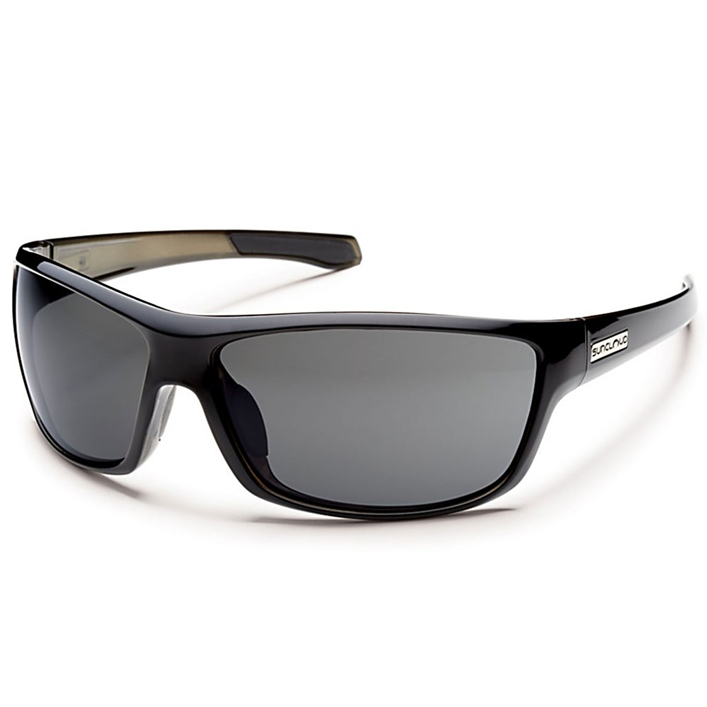 Ski The Conductor will keep you in charge of your day. Premium coverage in a larger wrap shape makes the Conductor perfect for all activities. Megol nose pads and temple tip inserts add to the performance and comfort of this frame. With polarized polycarbonate lenses and tough lightweight TR90 frames, wear the Conductor to battle all the outdoor elements.  Polarized Injection Polycarbonate lenses,  8 base lens curvature,  100% protection from harmful UVA and UVB rays,  Microfiber cleaning/storage bag,  GTIN: 0715757399764, Model Number: S-CDPPGYBK, Frame Shape: Rectangle, Product ID: 316275, Model Year: 2015, Lens Type: Polarized, Warranty: Lifetime, Face Size: Large, Gender: Adult, Polarized: Yes, Frame Material: Grilamid, Lens Material: Polycarbonate, Best Use: Multisport - $49.99