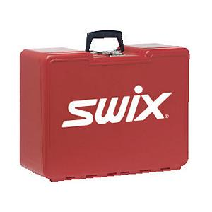 Ski The Swix T57 Alpine Wax Case is an empty, large alpine wax box that is perfect for storing your various ski waxes.  Large Alpine Wax Box,  Size: 47cm x 35cm x 18cm,  GTIN: 7045950989558, Model Number: T0057, Product ID: 246827, Model Year: 2017 - $159.95
