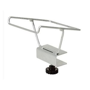 Snowboard Swix Waxing Iron Holder - The Swix Waxing Iron Holder is for mounting on to your waxing table or workbench, and reduces the risk of dropping a valuable iron on the floor and fits all Swix Irons. Gives you a place to put your iron when not in use. . Model Year: 2013, Product ID: 246963 - $24.95