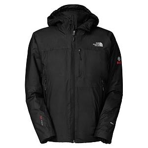 Ski The North Face Glitchin Down Mens Insulated Ski Jacket - The North Face Glitchin Down Jacket is filled with an amazing 800-fill of down. This insulated jacket packs down to nothing for an easy-grab layer to pack on frigid ski outings and mountaineering pursuits. The waterproof, breathable, seam sealed HyVent exterior shell fabric sheds the expected and unexpected elements to keep you dry, warm and comfortable. North Face quality and style brings you The Glitchin Down Jacket that doesn't look like your typical down jacket, it offers a sleek shape, extreme warmth and great flexibility for ease of movement. . Exterior Material: Nylon, Insulation Weight: 800g, Taped Seams: Fully Taped, Waterproof Rating: 15,000mm, Breathability Rating: 1,000g, Hood Type: Fixed, Pit Zip Venting: No, Pockets: 4-5, Electronics Pocket: No, Goggle Pocket: No, Powder Skirt: No, Hood: Yes, Warranty: Lifetime, Use: Ski, Battery Heated: No, Race: No, Type: Insulated, Cut: Regular, Length: Short, Insulation Type: Down, Waterproof: Moderately Waterproof (5000mm-19,999mm), Breathability: Low Breathability (< 4000g), Cuff Type: None, Wrist Gaiter: No, Waterproof Zippers: No, Cinch Cord Bottom: Yes, Insulator: No, Model Year: 2013, Product ID: 268361, Shipping Restriction: This item is not available for shipment outside of the United States. - $349.95