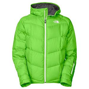 Ski The North Face Gatebreak Down Mens Insulated Ski Jacket - For insulated, waterproof protection from the elements with all the bells and whistles pick up The North Face Gatebreak Down Jacket. This jacket will provide you with the warmth you need and comes with tons of bells and whistles such as multiple pockets including a pocket for you favorite MP3 player and your goggles. Constructed with 550 fill goose down, this jacket will keep you extra toasty warm during even the coldest of days. The North Face Gatebreak Down Jacket comes with a hood which offers you additional protection for your dome. . Exterior Material: Polyester Shadow Ripstop with DWR, Insulation Weight: 550 Fill Down, Taped Seams: None, Waterproof Rating: N/A, Breathability Rating: N/A, Hood Type: Fixed, Pit Zip Venting: No, Pockets: 4-5, Electronics Pocket: Yes, Goggle/Sunglasses Pocket: Yes, Powder Skirt: Yes, Hood: Yes, Warranty: Lifetime, Use: Ski, Battery Heated: No, Race: No, Type: Insulated, Cut: Regular, Length: Medium, Insulation Type: Down, Waterproof: Not Specified, Breathability: Not Specified, Cuff Type: Velcro, Wrist Gaiter: No, Waterproof Zippers: Yes, Cinch Cord Bottom: No, Insulator: No, Model Year: 2013, Product ID: 282121, Shipping Restriction: This item is not available for shipment outside of the United States. - $149.95