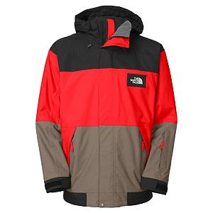 Ski The North Face Wrencher Mens Insulated Ski Jacket - For a versatile, comfortable and waterproof jacket that will keep you toasty warm and dry, pick up the North Face Wrencher Insulated Jacket. This jacket is a top pick for those wonderful powder days. The 2 Layer HyVent Fabric utilizes a polyurethane coating for waterproof protection, moisture permeability and durability. Tons of pockets offer a place to place your media device and use its exit port, goggle pocket, handwarmer pockets and even a goggle cloth pocket. You'll have a snap-away powder skirt with elastic gripper so the snow can stay on the outside and pit-zip vents for when you need to cool down. If you're looking for a high-quality, high-performance ski jacket, then you have to check out the Wrencher Insulated Ski Jacket from The North Face. . Insulation Weight: 80g Body / 60g Sleeve, Taped Seams: Fully Taped, Waterproof Rating: 17,600mm, Breathability Rating: 800g, Hood Type: Fixed, Pit Zip Venting: Yes, Powder Skirt: Yes, Warranty: Lifetime, Battery Heated: No, Insulation Type: Synthetic, Waterproof: Moderately Waterproof (5000mm-19,999mm), Breathability: Low Breathability (< 4000g), Cuff Type: Velcro, Wrist Gaiter: No, Waterproof Zippers: No, Cinch Cord Bottom: Yes, Model Year: 2013, Product ID: 282306, Shipping Restriction: This item is not available for shipment outside of the United States., Insulator: No, Length: Medium, Cut: Regular, Type: Insulated, Race: No, Use: Ski, Hood: Yes, Goggle Pocket: Yes, Electronics Pocket: Yes, Pockets: 4-5, Exterior Material: HyVent 2L Proweave - $191.99