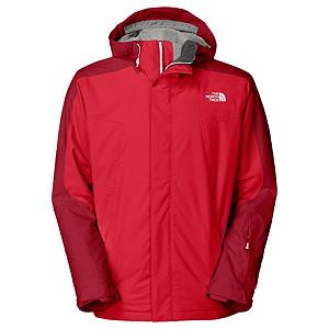 Ski The North Face Freedom Mens Shell Ski Jacket - The North Face Freedom Jacket allows you the Freedom you want and deserve. The Freedom Jacket is a light and fast, ski jacket built to provide dependable protection on the mountain all winter long. The Freedom Jacket is made of a durable construction that brings an ultimate sleek look with bold colors and a rugged versatility. Amazing protection with high-performance fabrics and progressive styling makes for a unique collection - desired by any man who is looking for extreme quality and a comfortable fit all in one. North Face offers The Freedom Jacket that provides you with features to keep you warm, comfortable and wanting to be outdoors for long lengths of time. . Exterior Material: HyVent 2L Proweave Nylon Faille, Insulation Weight: None, Taped Seams: Fully Taped, Waterproof Rating: 17,600mm, Breathability Rating: 800g, Hood Type: Fixed, Pit Zip Venting: No, Pockets: 4-5, Electronics Pocket: Yes, Goggle/Sunglasses Pocket: Yes, Powder Skirt: No, Hood: Yes, Warranty: Lifetime, Use: Ski, Battery Heated: No, Race: No, Type: Shell, Cut: Regular, Length: Medium, Insulation Type: None (Shell), Waterproof: Moderately Waterproof (5000mm-19,999mm), Breathability: Low Breathability (< 4000g), Cuff Type: Velcro, Wrist Gaiter: No, Waterproof Zippers: No, Cinch Cord Bottom: No, Insulator: No, Model Year: 2013, Product ID: 282131, Shipping Restriction: This item is not available for shipment outside of the United States. - $129.95