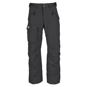 Ski The North Face Freedom Long Insulated Mens Ski Pants - The free-fitting North Face Freedom Mens Insulated Ski Pants offer a relaxed, contemporary fit cut generously through the seat, thighs, knees and cuff. Providing maximum mobility, flexibility and a smooth easy style you'll have the freedom to take these pants skiing or snowboarding. With Heatseeker Eco Insulation, you'll find these pants to be highly compressible, extremely durable and are not bulky. The Freedom Insulated Pants are high-performance and designed to be durable, waterproof and breathable. Its HyVent 2L Foxfaille Shell utilizes a polyurethane coating for waterproof protection, moisture permeability and durability. When you're working up a sweat and need a little cooling, the Chimney Venting System is there for you dramatically improving air flow which reduces heat and humidity and greatly improves breathability so you have increased comfort and performance. These pants are made with a longer length for the taller fella. One of the best ski pants out there packed with North Face's finest technology, the Freedom Mens Insulated Ski Pant is sure to keep you warm and comfortable every day on the mountain. Features: Chimney Venting System, Reinforced Cuffs. Exterior Material: HyVent 2L Foxfaille, Softshell: No, Insulation Weight: 60g, Taped Seams: Fully Taped, Waterproof Rating: 17,600mm, Breathability Rating: 800g, Full Zip Sides: No, Thigh Zip Venting: Yes, Suspenders: None, Articulated Knee: No, Cargo Pockets: Yes, Warranty: Lifetime, Race: No, Waterproof: Moderately Waterproof (5000mm-19,999mm), Breathability: Low Breathability (< 4000g), Use: Ski, Type: Insulated, Cut: Regular, Lining Material: Embossed Taffeta, Waist: Beltloops, Pockets: 3-4, Model Year: 2013, Product ID: 230906, Shipping Restriction: This item is not available for shipment outside of the United States. - $124.95