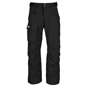 Ski The North Face Freedom Long Mens Ski Pants - The free-fitting North Face Freedom Mens Shell Ski Pants offer a relaxed, contemporary fit cut generously through the seat, thighs, knees and cuff. Providing maximum mobility, flexibility and a smooth easy style you'll have the freedom to take these pants skiing or snowboarding. The Freedom Pants are high-performance and designed to be durable, waterproof and breathable. Its HyVent 2L Foxfaille Shell utilizes a polyurethane coating for waterproof protection, moisture permeability and durability. When you're working up a sweat and need a little cooling, the Chimney Venting System is there for you dramatically improving air flow which reduces heat and humidity and greatly improves breathability so you have increased comfort and performance. These pants have a longer length for the taller fella. One of the best ski pants out there packed with North Face's finest technology, the Freedom Mens Ski Pant is sure to keep you warm and comfortable every day on the mountain. Features: Chimney Venting System, Reinforced Cuff. Exterior Material: HyVent 2L Foxfaille Nylon Faille, Softshell: No, Insulation Weight: None, Taped Seams: Fully Taped, Waterproof Rating: 17,600mm, Breathability Rating: 800g, Full Zip Sides: No, Thigh Zip Venting: Yes, Suspenders: None, Articulated Knee: No, Cargo Pockets: Yes, Warranty: Lifetime, Race: No, Waterproof: Moderately Waterproof (5000mm-19,999mm), Breathability: Low Breathability (< 4000g), Use: Ski, Type: Shell, Cut: Regular, Lining Material: Embossed Taffeta, Waist: Beltloops, Pockets: 3-4, Model Year: 2013, Product ID: 230944, Shipping Restriction: This item is not available for shipment outside of the United States. - $99.95