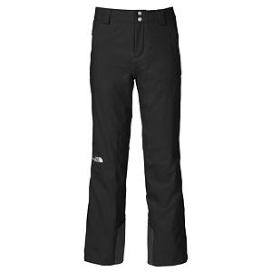 Ski The North Face Crestone Mens Ski Pants - The alpine fitting North Face Crestone Ski Pants offer maximum protection and performance when hitting the slopes. These pants provide maximum mobility, flexibility and a smooth style with 60 grams of ThermoCool insulation will keep you toasty warm in the coldest of weather conditions. The Crestone Pants are high-performance and designed to be durable, waterproof and breathable. Its HyVent Alpha 2L Nylon Stretch Twill Shell utilizes a polyurethane coating for waterproof protection, moisture permeability and durability. When you're working up a sweat and need a little cooling, the Chimney Venting System is there for you dramatically improving air flow which reduces heat and humidity and greatly improves breathability so you have increased comfort and performance. One of the best ski pants out there packed with North Face's finest technology, the Crestone Mens Ski Pant is sure to keep you warm and comfortable every day on the mountain. Features: Reinforced Edge Guards. Exterior Material: HyVent Alpha 2L Nylon Stretch Twill, Softshell: No, Insulation Weight: 60g, Taped Seams: Fully Taped, Waterproof Rating: 17,600mm, Breathability Rating: 800g, Full Zip Sides: No, Thigh Zip Venting: Yes, Suspenders: None, Bearing Grade: High Performance, Articulated Knee: No, Cargo Pockets: No, Warranty: Lifetime, Race: No, Waterproof: High Waterproofing (15,001 - 20,000mm), Breathability: Low Breathability (< 5,000g), Use: Ski, Type: Insulated, Cut: Regular, Lining Material: N/A, Waist: Beltloops, Pockets: 1-2, Model Year: 2013, GTIN: 0053329578743, Shipping Restriction: This item is not available for shipment outside of the United States., Product ID: 282144, Model Number: A29QJK3-S-REG - $149.95