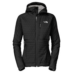 Ski The North Face Polar Hooded Womens Soft Shell Ski Jacket - Giving you warmth and breathability where you desire it the most The North Face Polar Hooded Jacket will keep you warm and comfortable. This jacket is made with Polartec fleece that points out the hot and cold zones to make sure you stay warm where you need it the most. There is a smooth mesh liner in the sleeves, hood and chest to wick away moisture to keep you dry. There is high-pile fleece in the shoulders and back of the jacket to trap in the warmth without adding extra bulk. A full adjustable, helmet compatible hood on The North Face Polar Hooded jacket will keep your dome warm and protected from the elements. A zip chest pocket and two handwarmer pockets will allow you to store any small items you may need while out on the mountain. . Exterior Material: Nylon, Polartec Thermal Pro, Insulation Weight: None, Taped Seams: None, Waterproof Rating: N/A, Breathability Rating: N/A, Pit Zip Venting: No, Pockets: 1-3, Electronics Pocket: No, Goggle/Sunglasses Pocket: No, Powder Skirt: No, Hood: Yes, Warranty: Lifetime, Use: Ski, Battery Heated: No, Race: No, Type: Softshell, Cut: Regular, Length: Medium, Insulation Type: None (Shell), Waterproof: Not Specified, Breathability: Not Specified, Cuff Type: None, Wrist Gaiter: No, Waterproof Zippers: No, Wind Protection: No, Cinch Cord Bottom: No, Insulator: No, Model Year: 2013, Product ID: 268352, Shipping Restriction: This item is not available for shipment outside of the United States. - $199.95