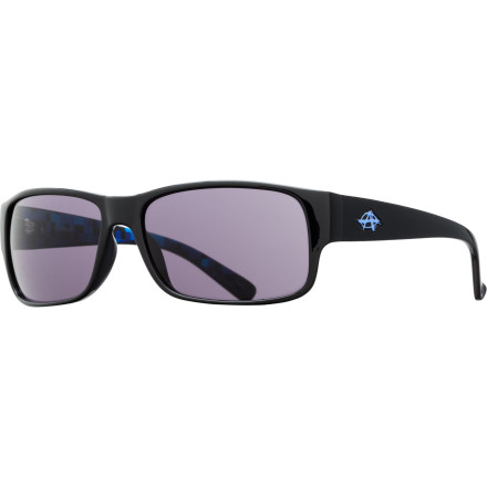 Camp and Hike Squinting into the sun never looks cool. With a superlight, flexible, high-style frame and 100% UV protection, the Anarchy Ruin Sunglasses let you chill looking hot, with wide eyes and clear sight. - $31.47