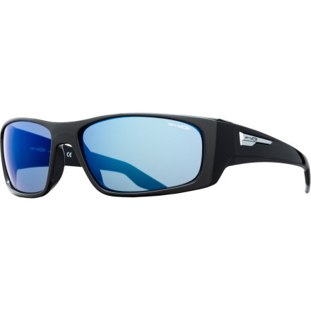 Camp and Hike The Arnette Feelgood Sunglasses feature an oversize shape with a slight wraparound profile for bold style and reliable sun protection that will keep you feeling (you guessed it) good every time you wear them. - $71.96