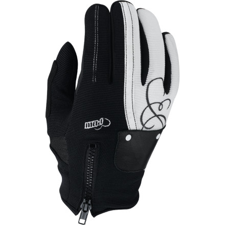Ski More exciting than winning a new car from a silver-haired god, the Pow Gloves Women's Barker Glove provides warmth and dexterity during most of your schralptastic days on the hill. - $17.48
