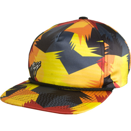 The Neff Tom Hat does something awesome to our brains and we can only imagine how much better it would be if we were wearing this thing right now. - $12.98