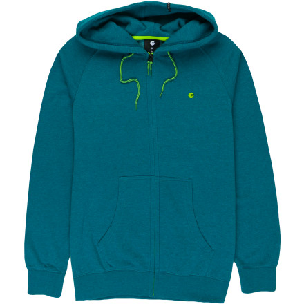 Surf The Billabong Balance Full-Zip Hoody will give you the power to not fall over whilst you are extremely intoxicated. Well, that's not true. But it will double as a towel should shot number thirteen miss your mouth and splash on the pretty() lady next to you. - $49.45