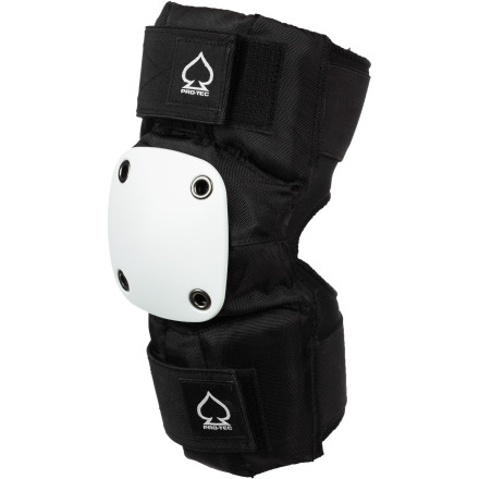 Skateboard Got a new trick at the local park in mind, but worried about getting wrecked Strap on the Pro-Tec Park Elbow Pads and have one less thing to worry about when you close your eyes and huck yourself. - $49.95