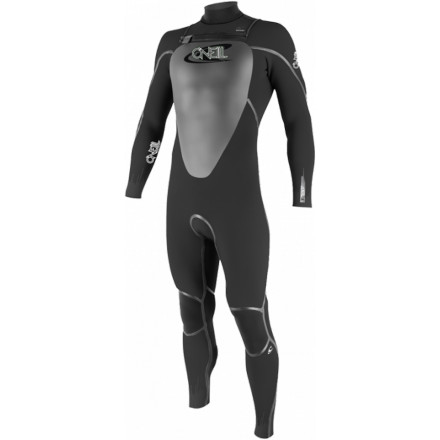 Surf With a blend of Ultraflex and Fluidflex neoprene, the O'Neill Mutant 5/4 Full Suit protects you from seriously frigid water without feeling bulky or restrictive. The updated Mutant's modular closure system makes getting in and out easier than ever, and adapts for use with or without the included removable hood. - $314.96