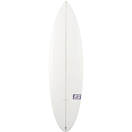 Surf When the flag on the wharf blows steadily northwest and a good-sized swell from the south comes in, grab the Surftech Anderson Mollusc Surfboard and make your way to your favorite surf spot for a sweet early-morning session. This hybrid short board has a fuller nose, rounded wide pin tail, and single to double concave design that allows you to catch waves easily with the speed and responsiveness you desire. - $683.96