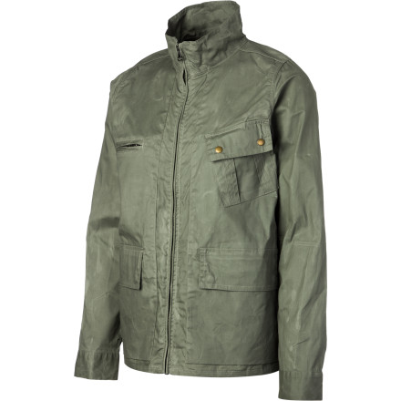 The Sitka Women's Bethune Jacket delivers sleek, urban style that is great for cool evenings when you need a light jacket but you're not willing to skimp on style. Zip up the exposed zipper, slip into your sexiest shoes, and bring a little heat to the night. - $139.95