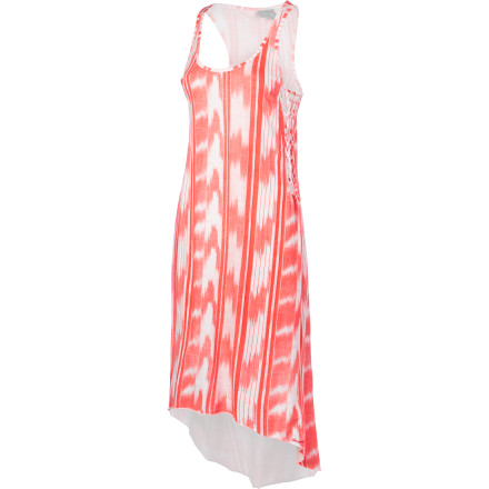 Surf Change out of your work clothes and into the Insight Women's Dunes Maxi Dress, and meet your gals for some appetizers and drinks at your local tapas bar. - $60.45