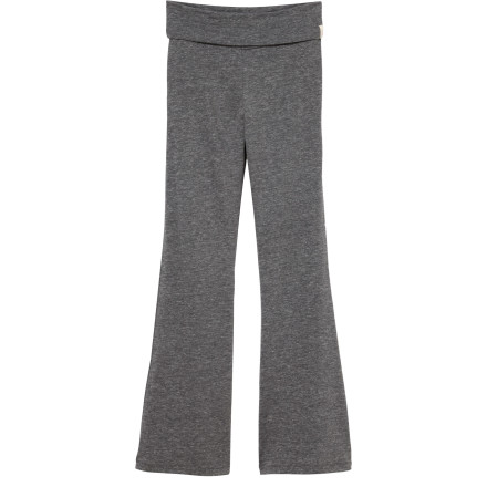 Fitness Slide your legs into the Quiksilver Juniors South Seas Yoga Pant, turn up the heat, and get ready to breathe into body parts you didn't even know you could breathe into. These soft, comfy pants help you relax so you can sink into your stretches and get the most out of your yoga session. - $49.50