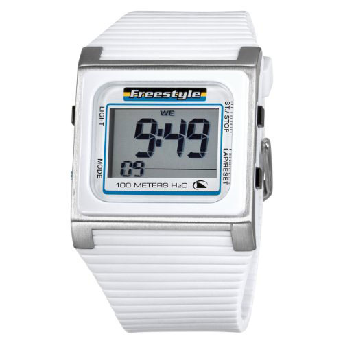 Freestyle Speed Dials LCD Watch White/Blue - $38.95