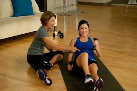 Fitness FitDay Interview with Olympian and Fitness Expert, Kristi Yamaguchi