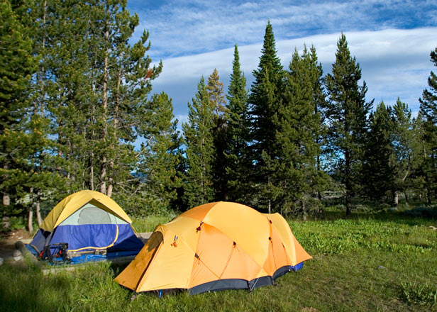 Camp and Hike The Five Best Places to Camp in Yellowstone