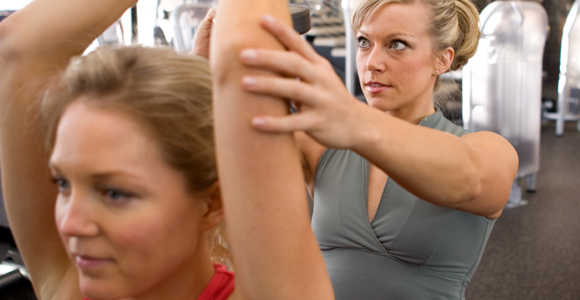 Fitness 3 Ways to Reach Your 2013 Fitness Goals.  Article by Ryan Barnhart, MS, PES